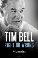 Image for Right or Wrong: The Memoirs of Lord Bell from emkaSi