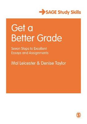 Image for Get a Better Grade: Seven Steps to Excellent Essays and Assignments from emkaSi