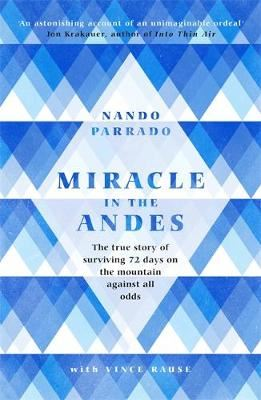 Image for Miracle In The Andes - The True Story of Surviving 72 Days on the Mountain Against All Odds from emkaSi