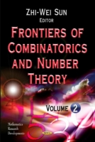 Image for Frontiers of Combinatorics & Number Theory: Volume 2 from emkaSi
