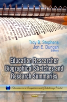 Image for Education Researcher Biographical Sketches and Research Summaries from emkaSi