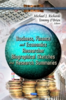 Image for Business, Finance & Economcs Researcher: Biographical Sketches & Research Summaries from emkaSi