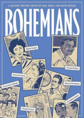 Image for Bohemians: A Graphic History from emkaSi
