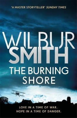 Image for The Burning Shore - The Courtney Series 4 from emkaSi