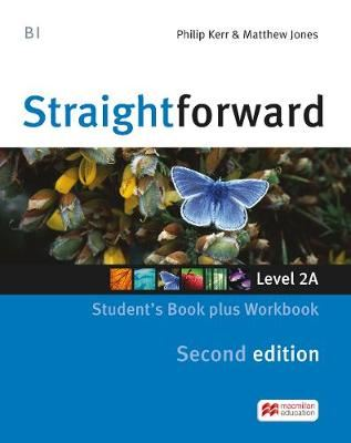 Image for Straightforward split edition Level 2 Student's Book Pack A from emkaSi