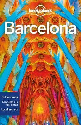 Image for Lonely Planet Barcelona from emkaSi