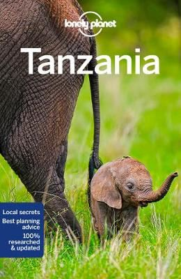 Image for Lonely Planet Tanzania from emkaSi