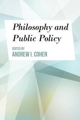Image for Philosophy and Public Policy from emkaSi