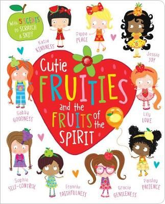Image for Cutie Fruities and the Fruit of the Spirit from emkaSi