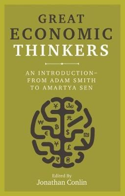 Image for Great Economic Thinkers - An Introduction - from Adam Smith to Amartya Sen from emkaSi