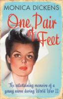 Image for One Pair of Feet: The Entertaining Memoirs of a Young Nurse During World War II: A Virago Modern Classic from emkaSi