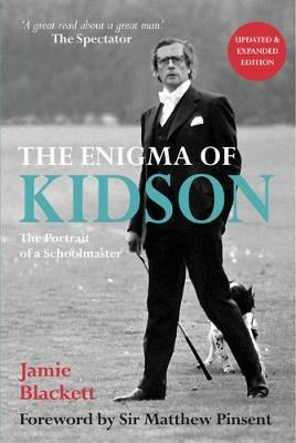 Image for The Enigma of Kidson - Portrait of a Schoolmaster from emkaSi