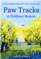 Image for Paw Tracks: A Childhood Memoir from emkaSi