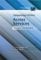 Image for Safeguarding Children Across Services: Messages from Research from emkaSi