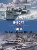 Image for E-Boat vs MTB: The English Channel 1941-45 from emkaSi