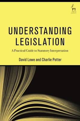 Image for Understanding Legislation - A Practical Guide to Statutory Interpretation from emkaSi
