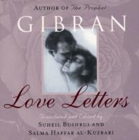 Image for Love Letters: The Love Letters of Kahlil Gibran to May Ziadah from emkaSi