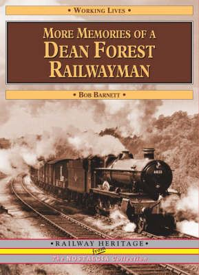 Image for More Memories of a Dean Forest Railwayman from emkaSi