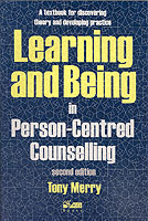 Image for Learning and Being in Person-Centred Counselling from emkaSi