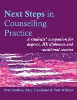 Image for Next Steps in Counselling Practice: A Students' Companion for Certificate and Counselling Skills Courses from emkaSi