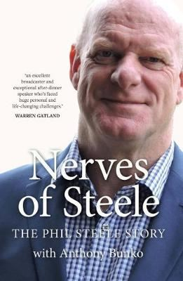 Image for Nerves of Steele: The Phil Steele Story from emkaSi