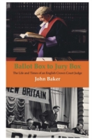 Image for Ballot Box to Jury Box: The Life and Times of an English Crown Court Judge from emkaSi
