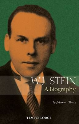 Image for W. J. Stein-A Biography from emkaSi