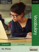 Image for English for Academic Study: Vocabulary Study Book - Edition 2 from emkaSi