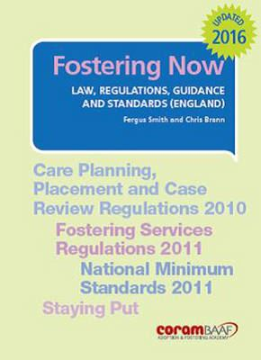 Image for Fostering Now: Law, Regulations, Guidance and Standards from emkaSi