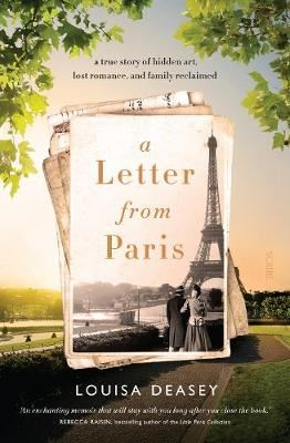 Image for A Letter from Paris: a true story of hidden art, lost romance, and family reclaimed from emkaSi
