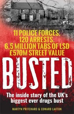 Image for Busted - The inside story of the UK's biggest ever drugs bust from emkaSi
