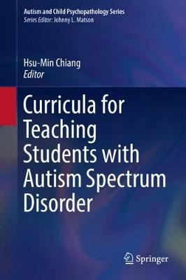 Image for Curricula for Teaching Students with Autism Spectrum Disorder from emkaSi