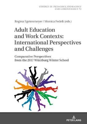 Image for Adult Education and Work Contexts: International Perspectives and Challenges - Comparative Perspectives from the 2017 Wuerzburg Winter School from emkaSi