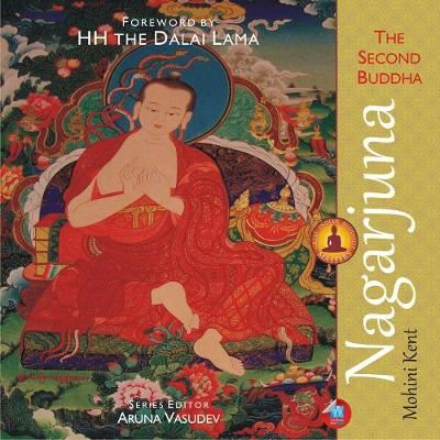 Image for Nagarjuna: The Second Buddha (Great Indian Buddhist Masters) from emkaSi