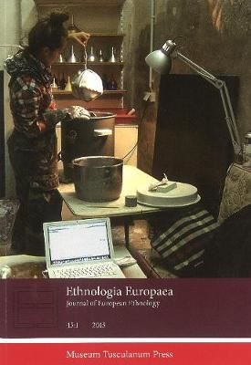 Image for Ethnologia Europaea vol. 45:1 from emkaSi