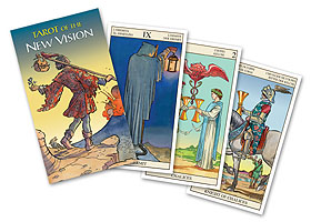 Image for Tarot of New Vision from emkaSi