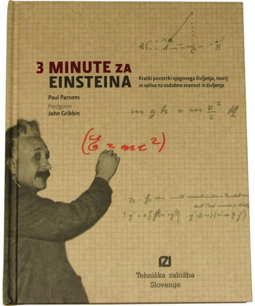 Image for 3 minute za Einsteina from emkaSi