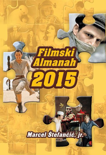 Image for Filmski almanah 2015 from emkaSi