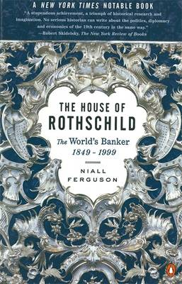 Image for The House of Rothschild: The World's Banker, 1849-1998 from emkaSi