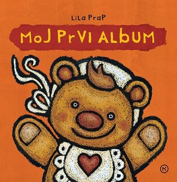 Image for Moj prvi album from emkaSi