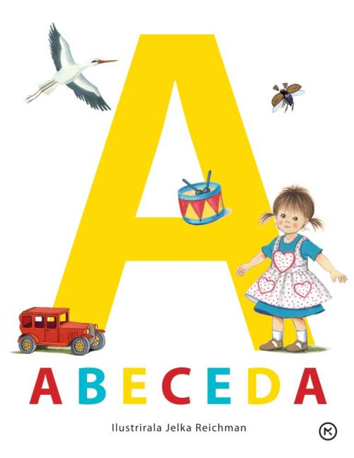 Image for Abeceda from emkaSi