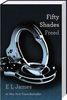 Image for Fifty Shades Freed: Book Three of the Fifty Shades Trilogy (angleški jezik) from emkaSi
