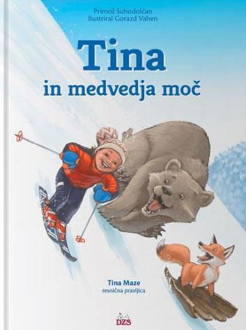 Image for Tina in medvedja moč from emkaSi