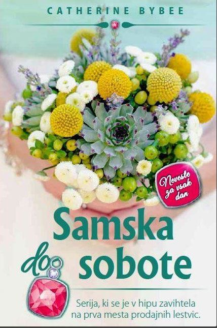 Image for Samska do sobote (mehka vezava) from emkaSi