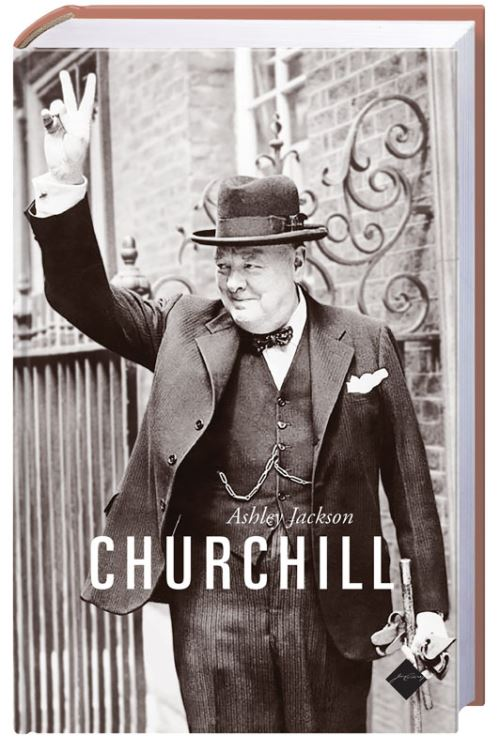 Image for Churchill - Biografija from emkaSi