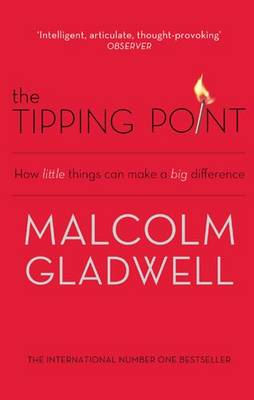 Image for The Tipping Point: How Little Things Can Make a Big Difference from emkaSi