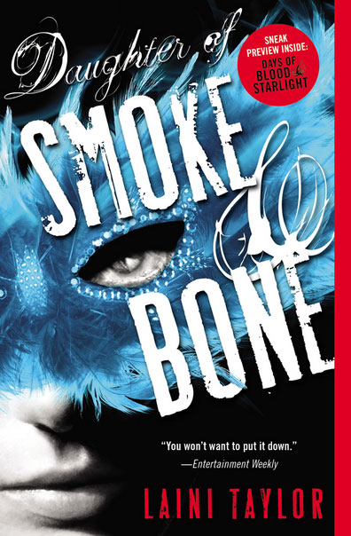Image for Daughter of Smoke and Bone from emkaSi