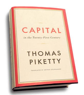 Image for Capital in the Twenty-First Century from emkaSi