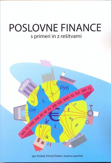 Image for Poslovne finance s primeri in z rešitvami from emkaSi