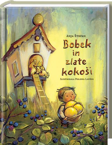 Image for Bobek in zlate kokoši from emkaSi